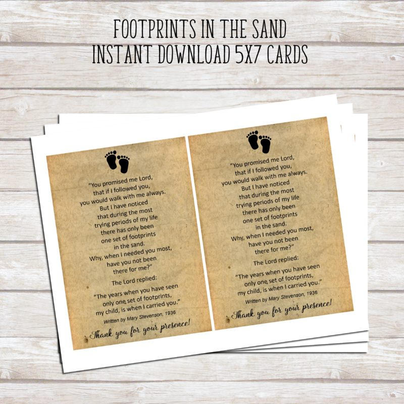 Download christian art gifts footprints prayer wire-bound journal.
